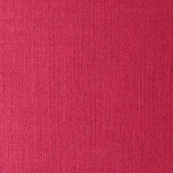 リネン×無地(ストロベリーレッド)×薄キャンバス_全4色(シリーズ1) サムネイル1