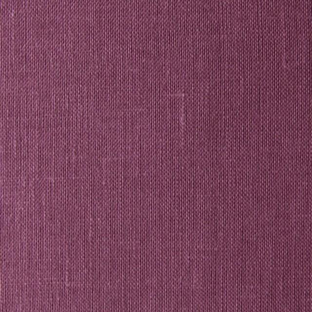 リネン×無地(チリアンパープル)×薄キャンバス_全4色(シリーズ1) イメージ1