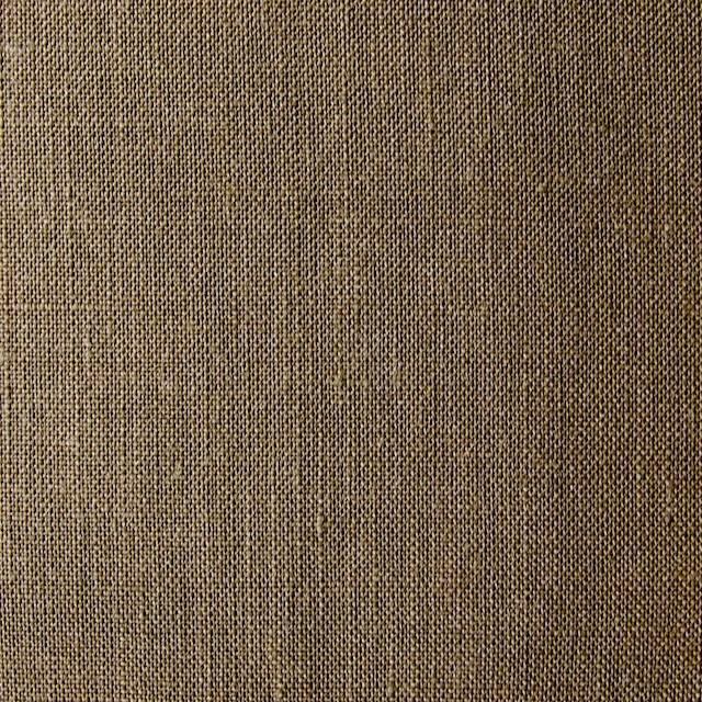 リネン×無地(カーキベージュ)×薄キャンバス_全4色(シリーズ3) イメージ1