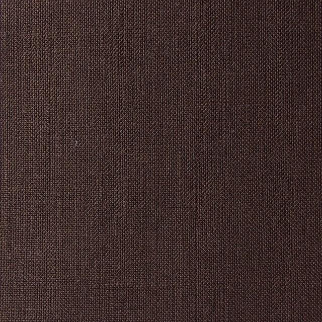 リネン×無地(ブラウン)×薄キャンバス_全4色(シリーズ3) イメージ1