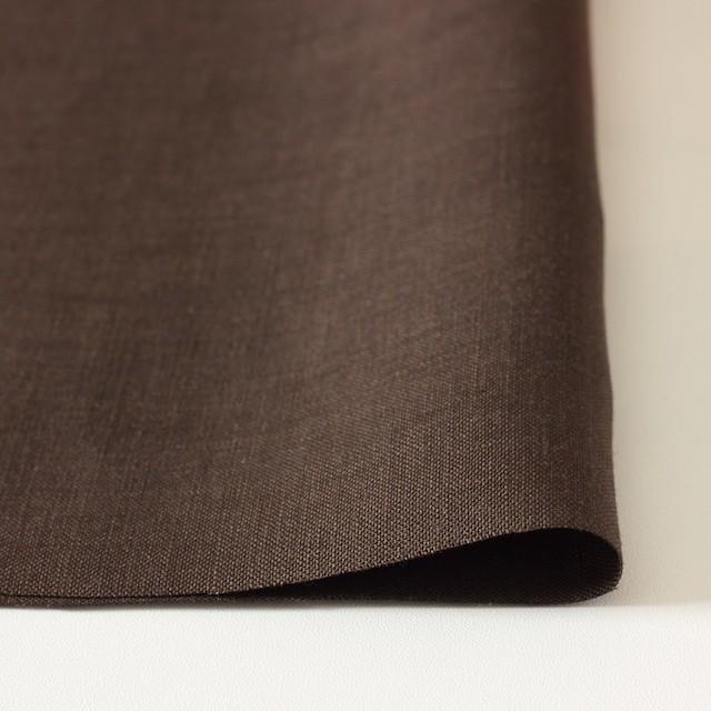 リネン×無地(ブラウン)×薄キャンバス_全4色(シリーズ3) イメージ3