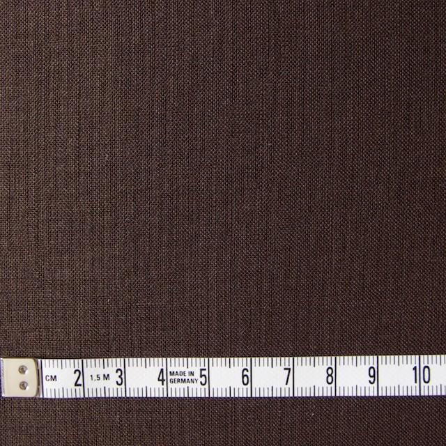 リネン×無地(ブラウン)×薄キャンバス_全4色(シリーズ3) イメージ4