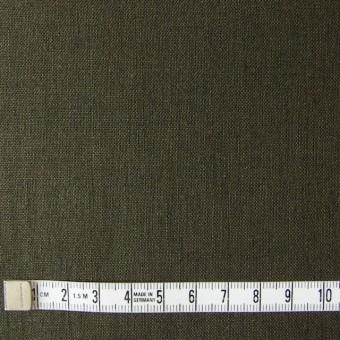 リネン×無地(カーキグリーン)×薄キャンバス_全4色(シリーズ3) サムネイル4