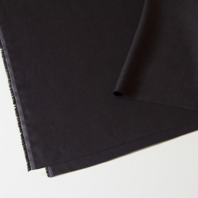 リネン×無地(ライトブラック)×薄キャンバス_全4色(シリーズ3) イメージ2