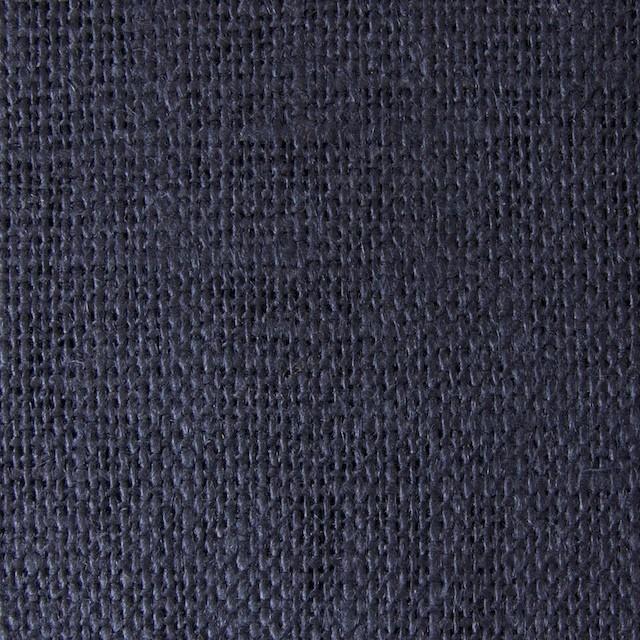 リネン×無地(ネイビー)×キャンバス_全2色 イメージ1