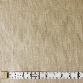 ラミー(麻)×無地(ベージュ)×ローン_全3色 サムネイル4