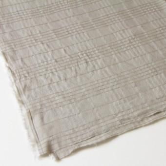 リネン&レーヨン×無地(フラックス)×かわり織 サムネイル2
