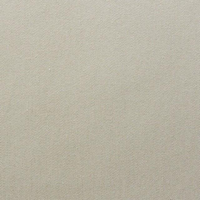 ポリエステル&コットン×無地(ベージュ)×ギャバジン_全4色 イメージ1