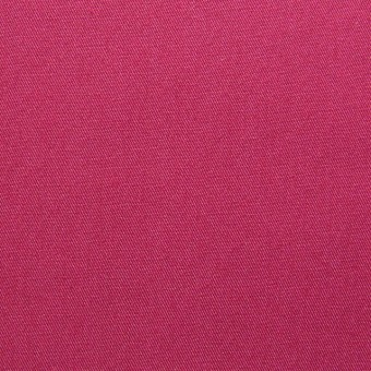 ポリエステル&コットン×無地(ストロベリーレッド)×ギャバジン_全4色 サムネイル1