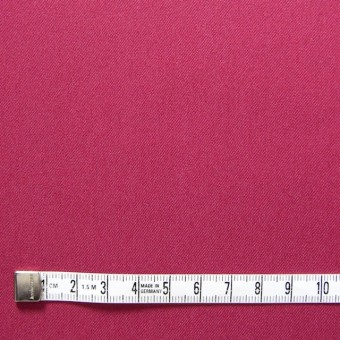 ポリエステル&コットン×無地(ストロベリーレッド)×ギャバジン_全4色 サムネイル4
