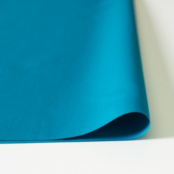 ポリエステル&コットン×無地(ターコイズブルー)×ギャバジン_全4色 サムネイル3
