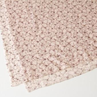 ウール×フラワー(ピンク)×メッシュニット_全2色 サムネイル2