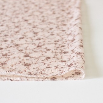 ウール×フラワー(ピンク)×メッシュニット_全2色 サムネイル3