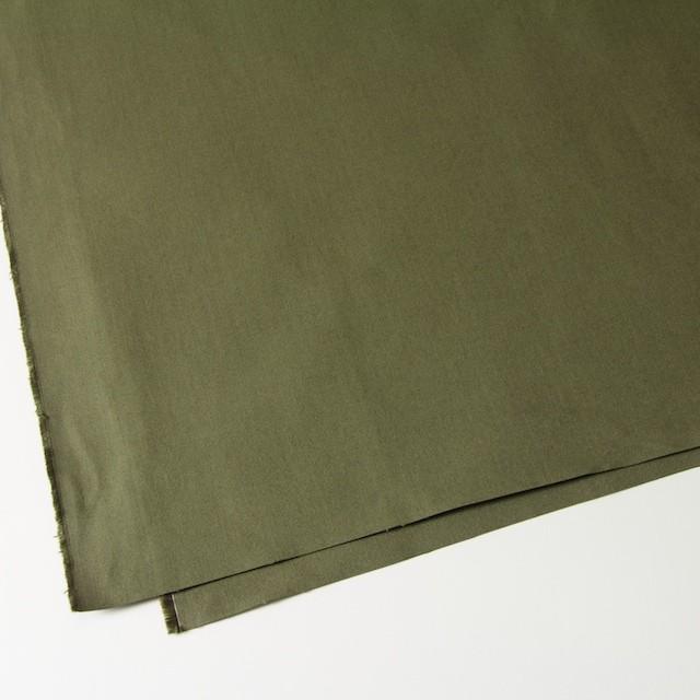 コットン×無地(カーキグリーン)×10号帆布 イメージ2