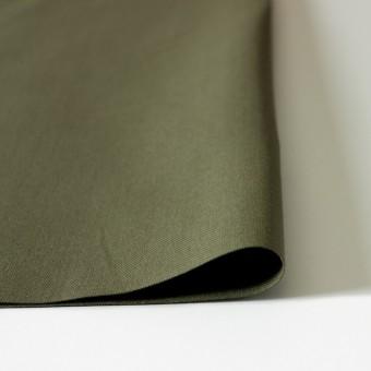 コットン×無地(カーキグリーン)×10号帆布 サムネイル3