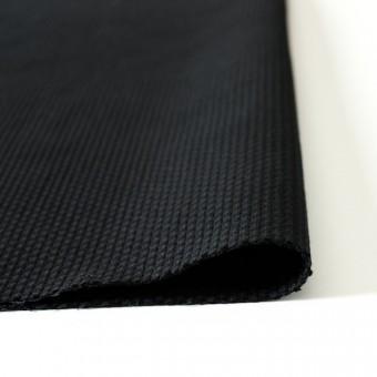 コットン×無地(ブラック)×刺し子 サムネイル3
