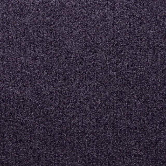 ウール×無地(パープル)×ジョーゼット_全2色 イメージ1