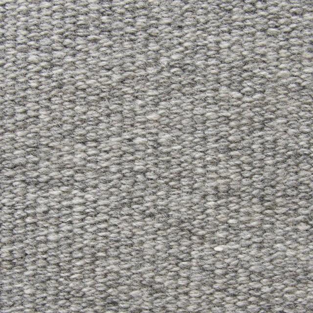 ウール×無地(グレー)×かわり織 イメージ1