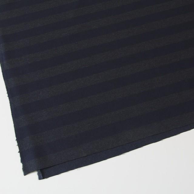 ウール×ボーダー(グレー&ネイビー)×アムンゼン イメージ2