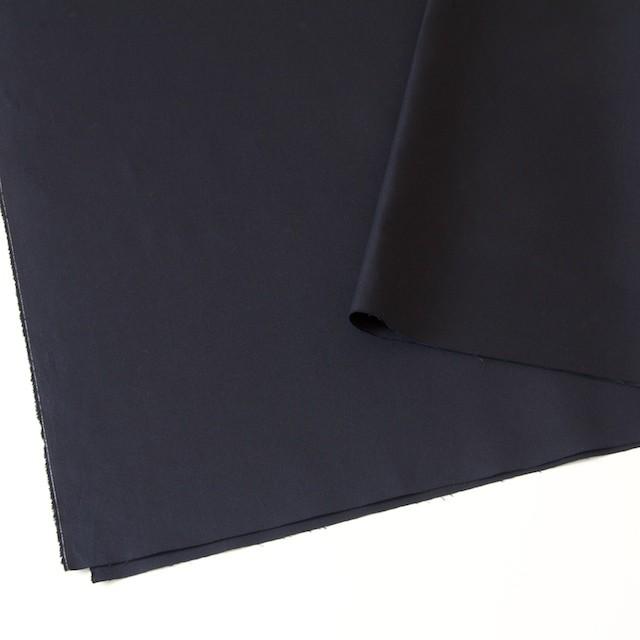 コットン&リネン×無地(ブラックネイビー)×ギャバジン_全3色 イメージ2