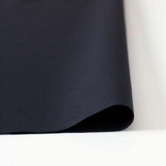 コットン&リネン×無地(ブラックネイビー)×ギャバジン_全3色 サムネイル3