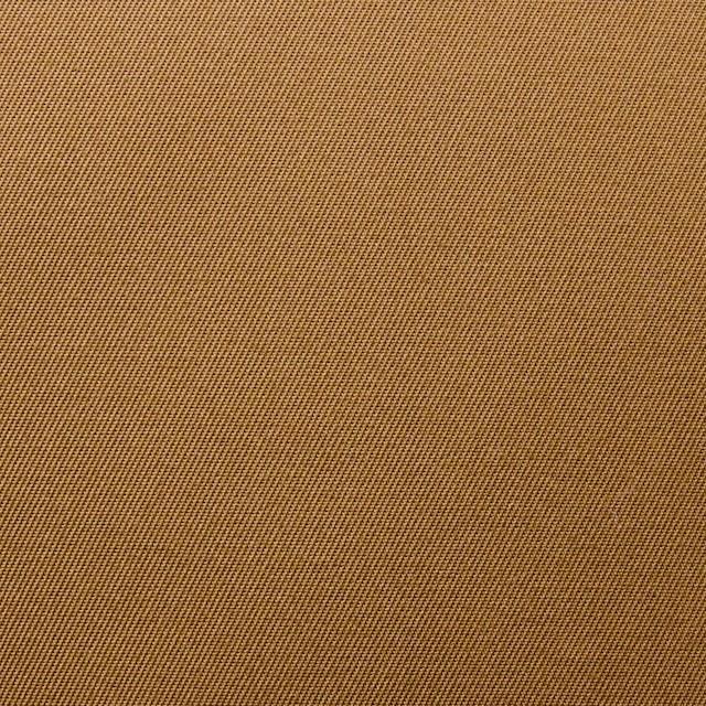 コットン×無地(ダークキャメル)×ギャバジン_全2色 イメージ1