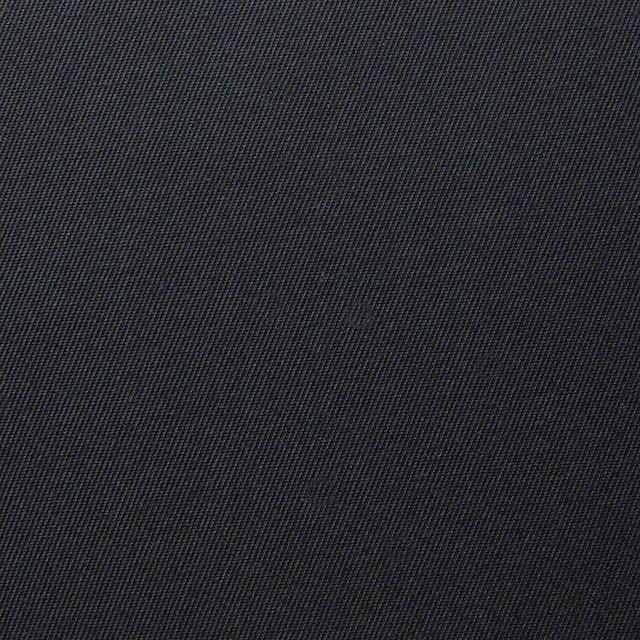 コットン×無地(ブラック)×ギャバジン_全2色 イメージ1