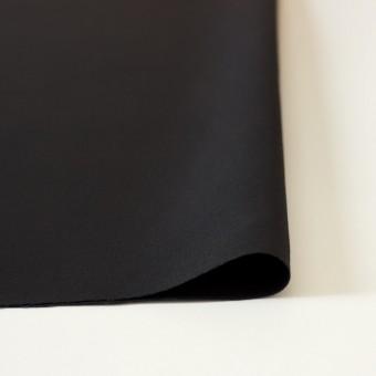 コットン×無地(ブラック)×ギャバジン_全2色 サムネイル3