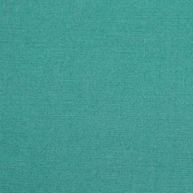 シルク×無地(エメラルドグリーン)×タフタ イメージ1