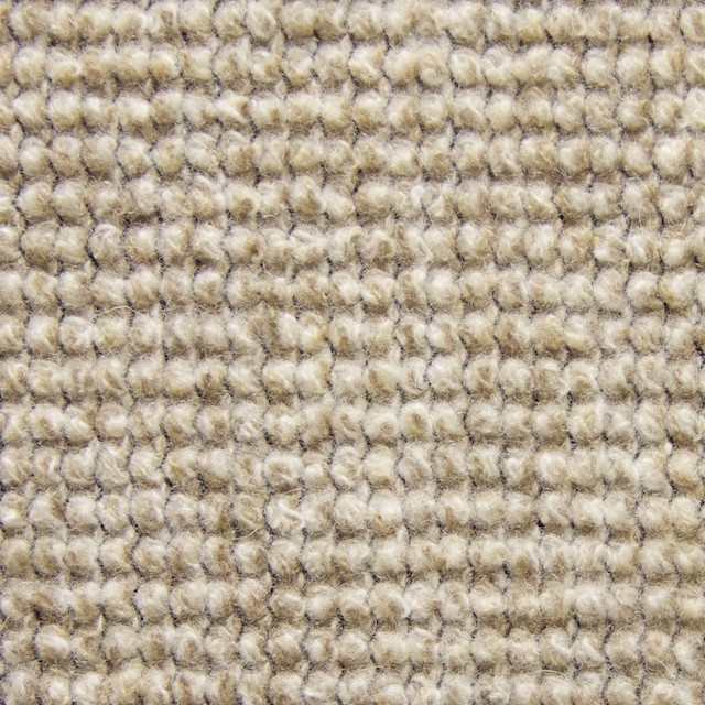 ウール×無地(ベージュ)×かわり織り_イタリア製 イメージ1