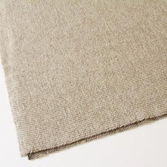 ウール×無地(ベージュ)×かわり織り_イタリア製 サムネイル2