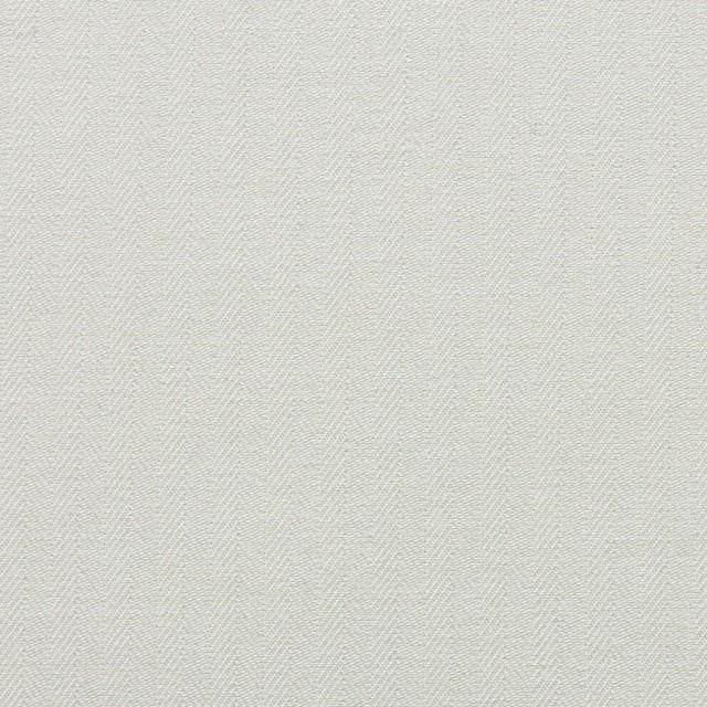 コットン×無地(アイボリー)×ヘリンボーン_全5色 イメージ1