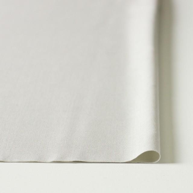 コットン×無地(アイボリー)×ヘリンボーン_全5色 イメージ3