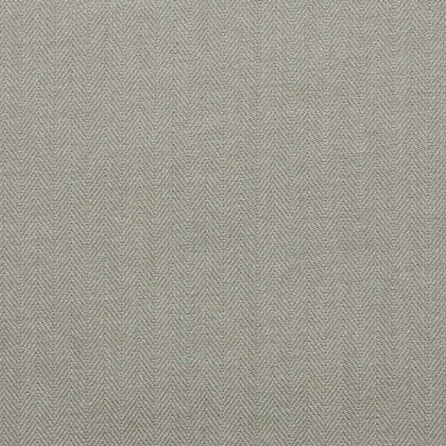 コットン×無地(カーキベージュ)×ヘリンボーン_全5色 イメージ1