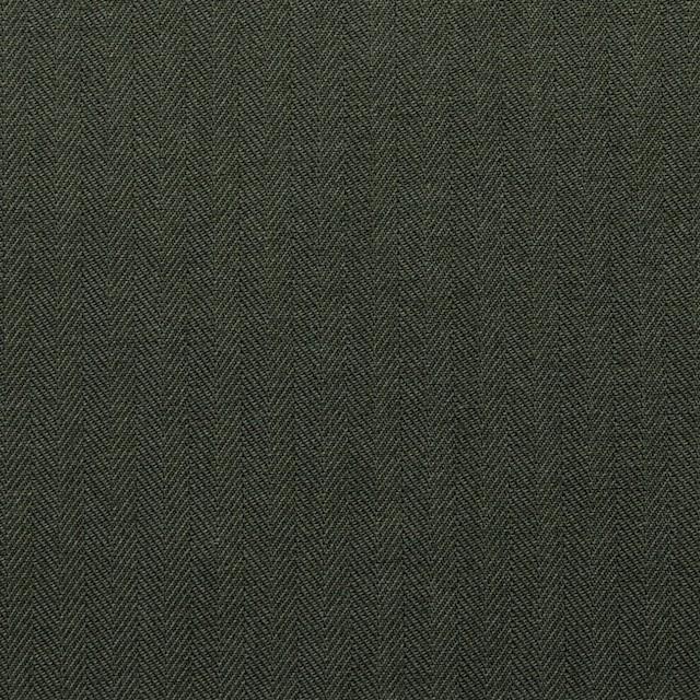 コットン×無地(カーキグリーン)×ヘリンボーン_全5色 イメージ1