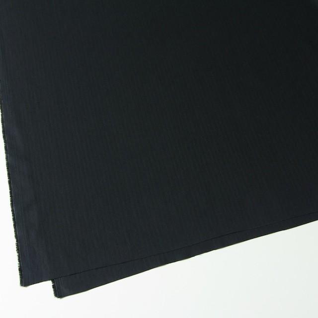 コットン×無地(ブラック)×ヘリンボーン_全5色 イメージ2