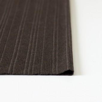 コットン&モダール×無地(ブラウン)×模様編ニット_全2色 サムネイル3