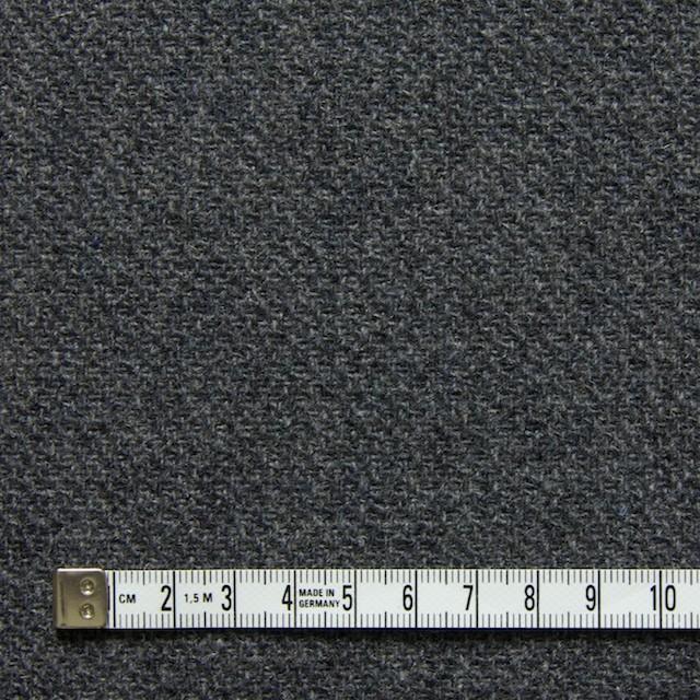 ウール×無地(グレー)×二重織 イメージ4