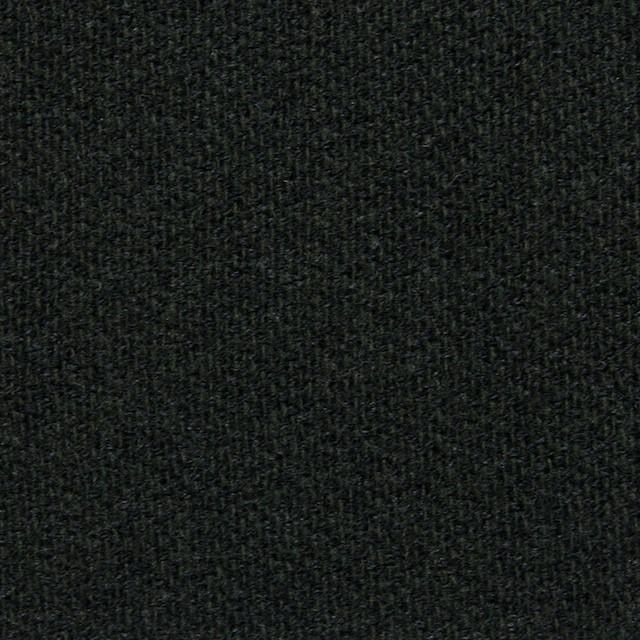 ウール×無地(チャコールグレー)×二重織 イメージ1