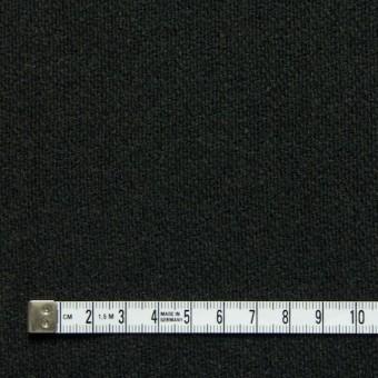 ウール×無地(チャコールグレー)×二重織 サムネイル4