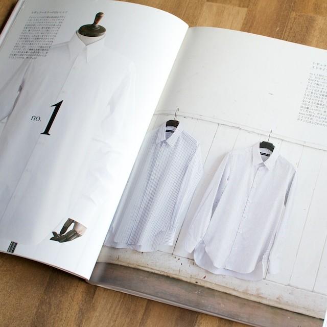 男のシャツの本 (嶋﨑隆一郎 著) イメージ2