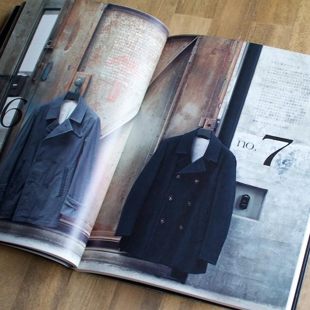 男のコートの本 (嶋﨑隆一郎 著) イメージ3