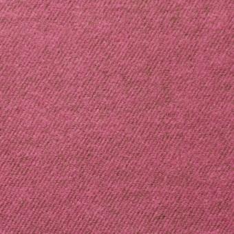 ポリエステル&コットン×無地(ピンク×ブラウン)×ビエラ・リバーシブル_全4色 サムネイル1