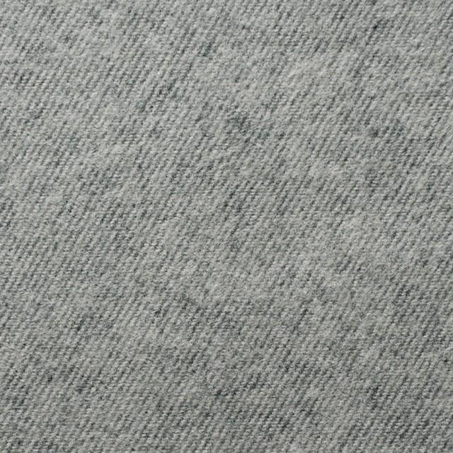 ポリエステル&コットン×無地(グレー×ブラック)×ビエラ・リバーシブル_全4色 イメージ1