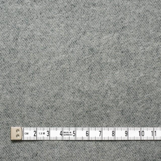 ポリエステル&コットン×無地(グレー×ブラック)×ビエラ・リバーシブル_全4色 イメージ4