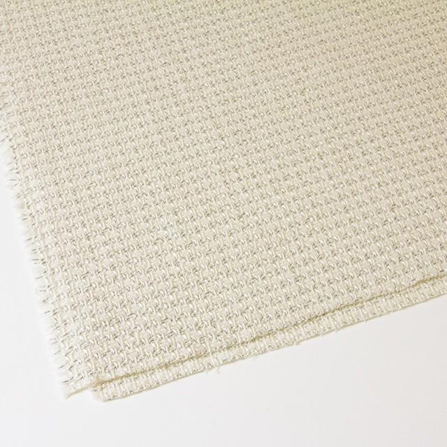 ウール&アクリル混×ミックス(オフホワイト)×杢ツイード_全2色 イメージ2