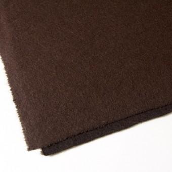 ナイロン&ウール×無地(ブラウン)×シャギーニット_全2色_イタリア製 サムネイル2