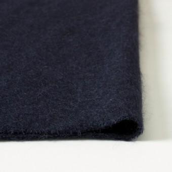 ナイロン&ウール×無地(ネイビー)×シャギーニット_全2色_イタリア製 サムネイル3