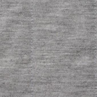 ポリエステル&レーヨン×無地(グレー)×ニットキルティング_全3色 サムネイル1