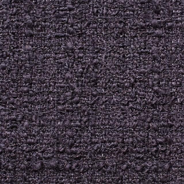 ウール&ポリアミド混×無地(ダークパープル)×ファンシーツイード_全2色_イタリア製 イメージ1
